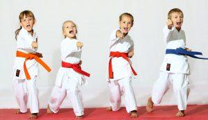 Karate Kinder/Jugendliche Unter-/ Mittelstufe @ Akademie des Sports