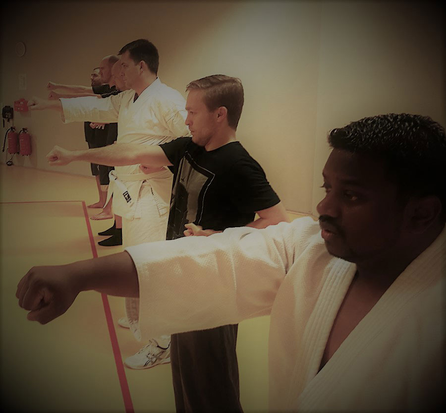 Karate als Breitensport in Hannover