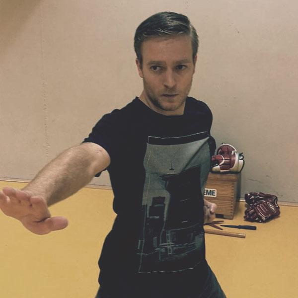 Trainer Kinder Karate Marc