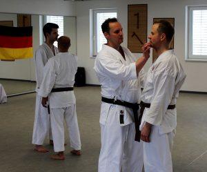 Lehrgang Karate Kyusho Hannover